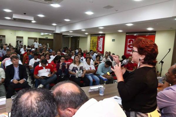 fbc85b7d4 Centrais sindicais se mobilizam para barrar Reforma da Previdência -  CONFETAM